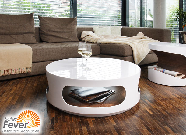 wohnzimmertisch walnuss details zu designer couchtisch. Black Bedroom Furniture Sets. Home Design Ideas